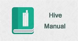 Yocan Hive User Manual Download