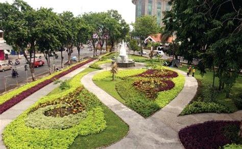 pembuatan taman kota lets  green
