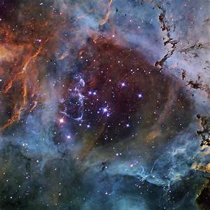 APOD: 2014 March 11 - In the Heart of the Rosette Nebula