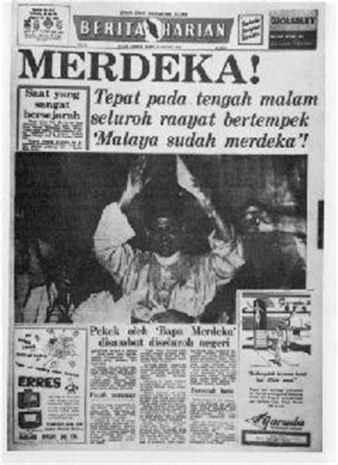 secawan kopi hari malaysia sejarah merdeka  harapan generasi muda