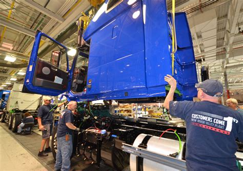 volvo trucks plans layoff   virginia factory workers