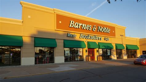 Storefront For Barnes And Noble Toledo