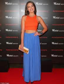 Top Halloween Candy 2014 by Neighbours Actress Olympia Valance Shows Off Creepy Sugar