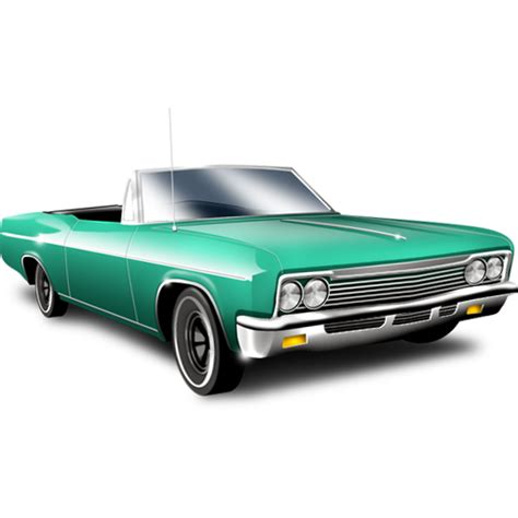 Texture Classic Cars Series Png Icon
