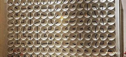 Wall Clock Coolest Clocks Ever Cool Display