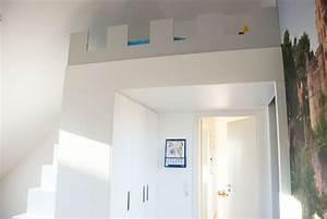Hochbett Mit Integriertem Kleiderschrank : hochbett mit integriertem begehbaren kleiderschrank die neuesten innenarchitekturideen ~ Bigdaddyawards.com Haus und Dekorationen