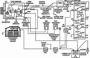 1990 Dodge D250 Wiring Diagram