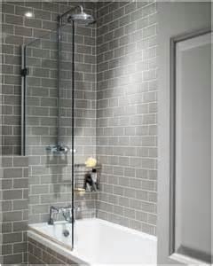 blackened from farrow decor or design grey subway tiles grey and grey