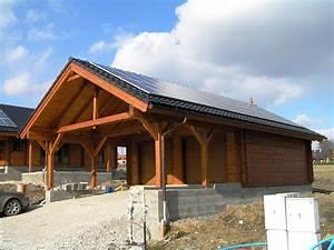 Stavba dřevěné garáže