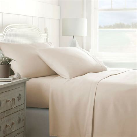 Soft Beds by Home Collection Premium 4 Ultra Soft Bed Sheet Set