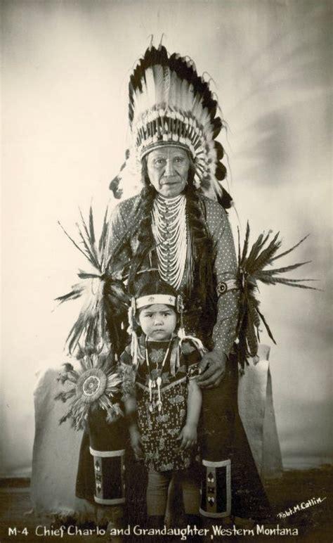 Montana Native American Chiefs