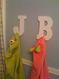 25 best ideas about decorative bathroom towels on With letter hooks hobby lobby