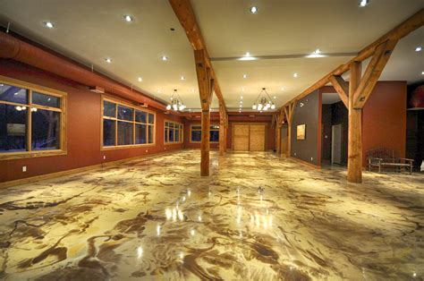 Epoxy coatings are a great option if you are looking for tough and attractive flooring. Commercial Interior Flooring Lexington KY - Centric ...