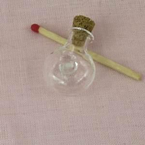 Petite Fiole En Verre : bouteille mini en verre fiole bouteille en verre fiole ~ Teatrodelosmanantiales.com Idées de Décoration