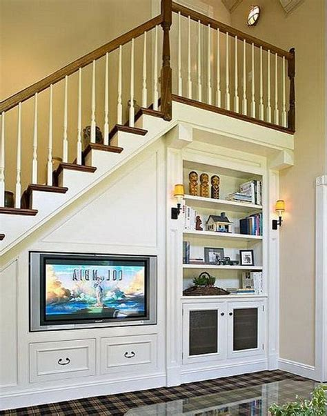 the 25 best ideas about stair storage on