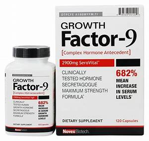Buy Novex Biotech - Growth Factor-9 Complex Hormone Antecedent