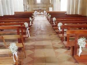idee deco eglise pour mariage d 233 coration florale mariage au ch 226 teau la ligne