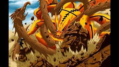 Naruto Kurama Shippuden Power Kakashi Wallpapers Kyubi