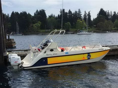 Duck Boats For Sale Bc by Used Pleasure Boats For Sale In Bc Used Power Boats For