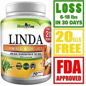 Linda Herbal Diet Supplements For Women  U0026 Men 2018 Review