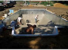 Installing Above Ground Pool Inground Pool Design Ideas