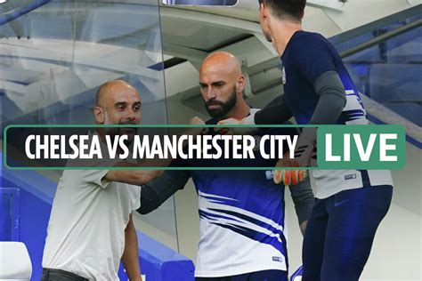 Chelsea vs Man City LIVE SCORE: Stream FREE, TV channel ...