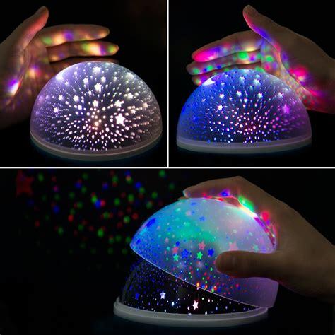 Lightme Stars Starry Sky Led Night Light Projector Led
