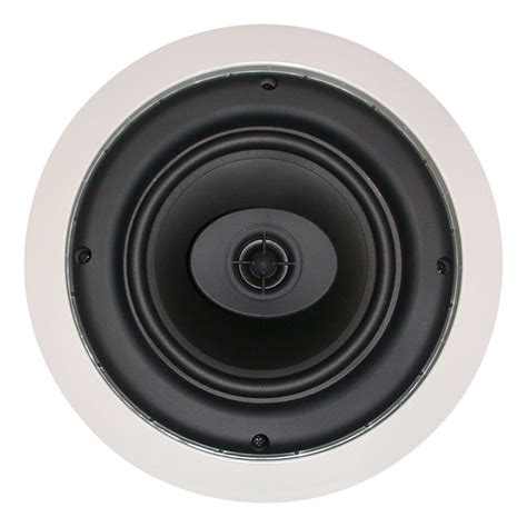 sonance in ceiling speakers sonance contractor series cr101 in ceiling speakers pair