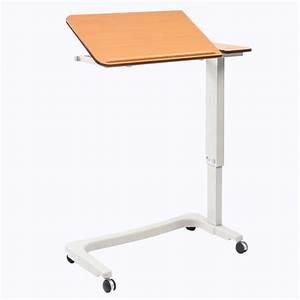 Tavolino Multiuso Per Letto E Sedia A Rotelle - Inclinabile - L70162