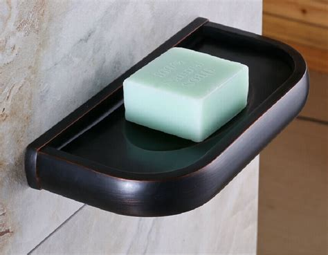 Wall Mount Soap Dish Holder Oil Rubbed Bronze