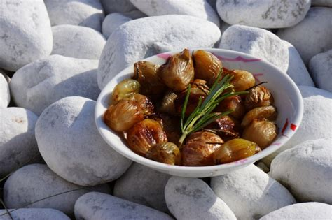 romarin en cuisine echalotes rôties au romarin marcel en cuisine