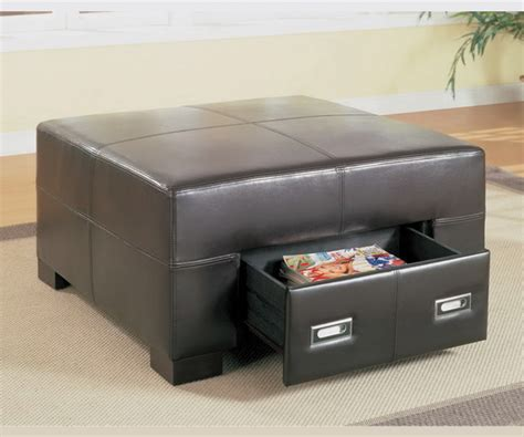 ottoman with drawers storage spencer square with drawers ottoman