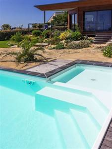 85 best Piscines familiales images on Pinterest Swimming pools, Stairs and Building