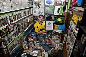 World's Largest Video Game Collection: No, It's Not Your ...
