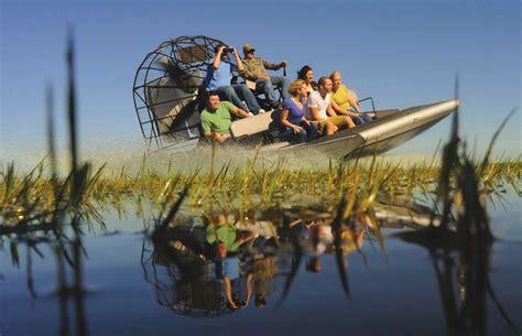 everglades park national airboat tours florida tourism tour skift wildlife lauderdale ban traveldigg