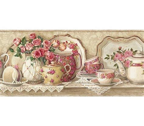 Teacup+wallpaper+borders  Victorian Lace Coral Rose Tea. Kitchen Chairs Vancouver. Black Bear Kitchen Decor. Kitchen Tools Used In Food Preservation. Kitchen Countertops By Price. Kitchen Pantry Lock. Industrial Kitchen Island. Kitchen Ideas With Grey Cabinets. Kitchen Base End Shelves