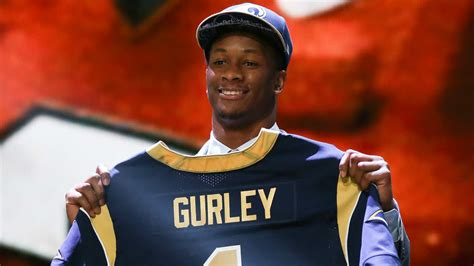 Todd Gurley may not be ready for Rams' season opener | NFL ...