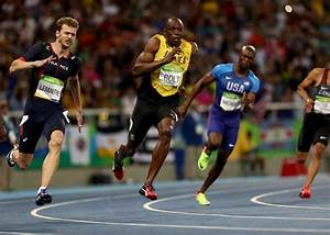 Usain Bolt Has Won Two Gold Medals At The 2016 Olympics