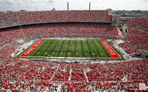 Ohio State Buckeyes Backgrounds Ohio State Buckeyes Football Wallpapers Wallpaper Cave
