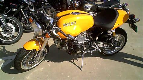 Kawasaki W800 + Ducati 1000 Sport , Retro Bikes