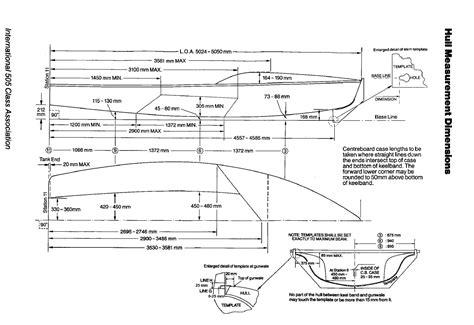 Boat Hull Shapes by 505 Hull Shapes And Characteristics Cruising And Racing