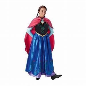 Deguisement Princesse Disney Adulte : d guisement anna reine des neiges pour adulte ~ Mglfilm.com Idées de Décoration