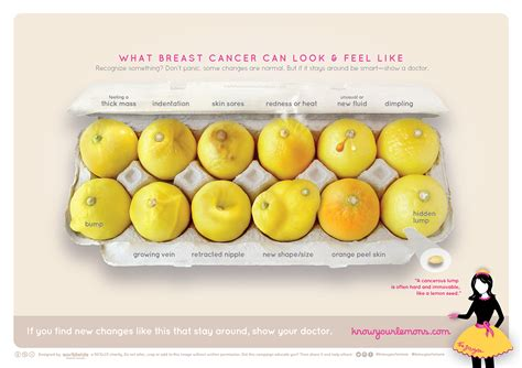 12 Signs Of Breast Cancer Know Your Lemons Total Health