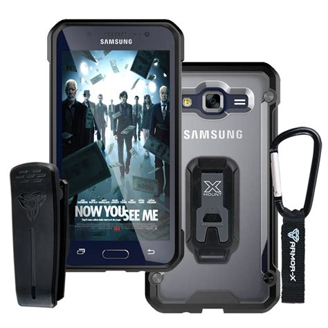 casing samsung galaxy v samsung galaxy j7 2016 protective with belt clip and