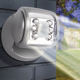 Wireless LED Motion Sensor Porch Light   Daily Star