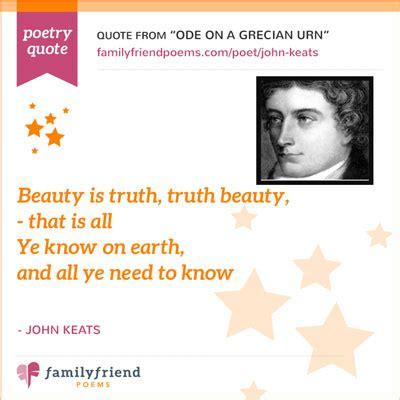 john keats famous poet family friend poems