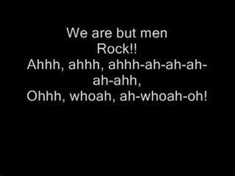 The Best Song Tenacious D The Greatest Song In The World Lyrics