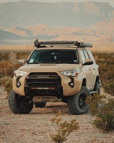 latest build  toyota runner trd  road  silver