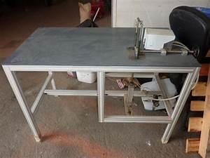 Table D Occasion : tables de decoupe tous les fournisseurs table decoupe industrielle table decoupe manuelle ~ Teatrodelosmanantiales.com Idées de Décoration
