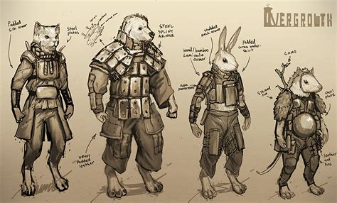 Armor Types In Overgrowth News